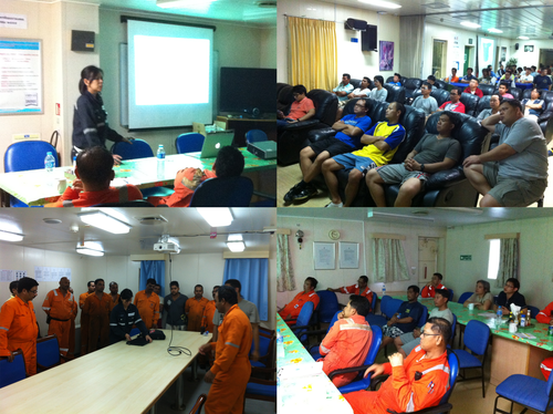 2013 PTTEP TC Briefing