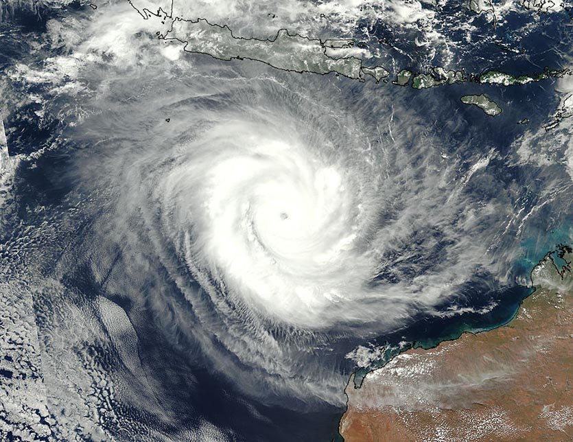 Tropical Cyclone Marcus (March 2018)